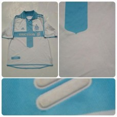 2000-01 MARSEILLE HOME SHIRT