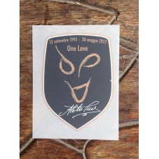 2011-12 JUVENTUS HOME ONE LOVE PATCH
