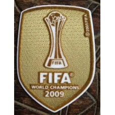 2009 WCC FIFA WORLD CHAMPIONS PATCH