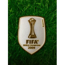 2009 - 11 BARCELONA FIFA WORLD CUP CHAMPIONS  PATCH