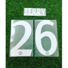 2013 - 15  CHELSEA HOME CUP  NAMESET TERRY