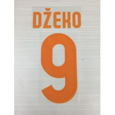 2015 - 16 AS ROMA HOME NAMESET DZEKO
