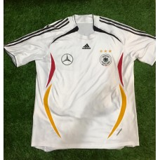 2006-08 GERMANY PLAYER ISSUE HOME SHIRT