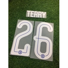 2015 - 17  CHELSEA HOME CUP NAMESET TERRY