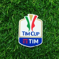 2016 - 17 LEGA CALCIO TIM CUP Patch