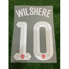 2015 - 16  ARSENAL UCL HOME NAMESET WILSHERE