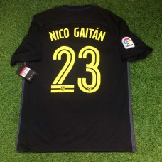 2016-17 ATLETICO MADRID AWAY SHIRT GAITAN