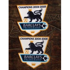 2005-06 Chelsea Centenary EPL Patch