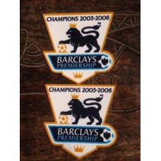 2005-06Chelsea Centenary EPL Patch