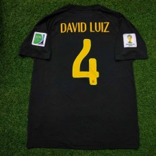 2014 BRAZIL THIRD SHIRT DAVID LUIZ