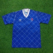 1987 - 89 CHELSEA HOME BOYS SHIRT