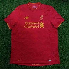 2016 - 17 LIVERPOOL HOME SHIRT