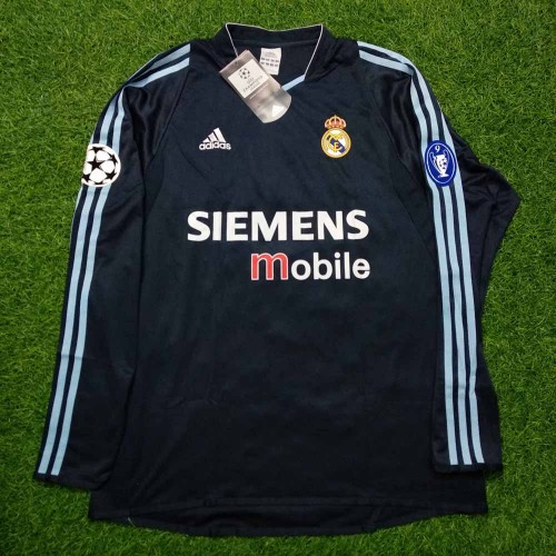 online store 27879 374bf 2003 - 04 REAL MADRID AWAY SHIRT