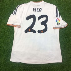 2013 - 14 REAL MADRID HOME SHIRT ISCO