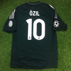 2012-13 REAL MADRID THIRD SHIRT OZIL