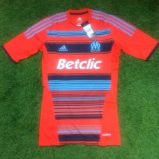 2013-13 MARSEILLE AWAY SHIRT TECHFIT