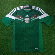 2014 MEXICO HOME SHIRTS #4
