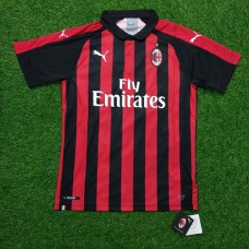 2018 - 19 AC MILAN HOME SHIRT