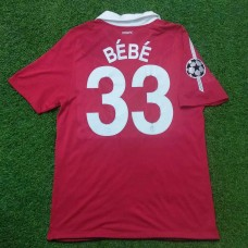 2010 - 11 MANCHESTER UNITED HOME SHIRT BEBE