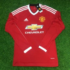 2015 - 16 MANCHESTER UNITED HOME SHIRT