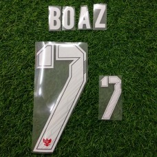 2016 INDONESIA HOME NAMESET BOAZ