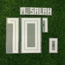 2018 EGYPT HOME NAMESET SALAH