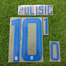 2018 USA HOME NAMESET PULISIC