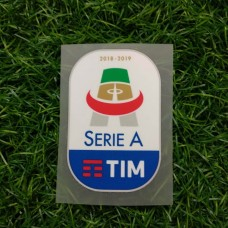 2018 - 2019 SERIE A PATCH