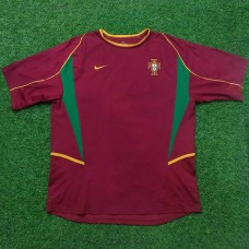 2002 PORTUGAL HOME SHIRT