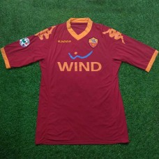 2009 - 10 AS ROMA HOME SHIRT
