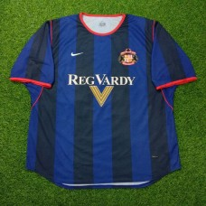 2001 - 02 SUNDERLAND AWAY SHIRT