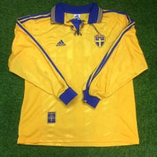 1996 SWEDEN HOME SHIRT