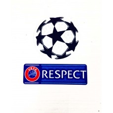 2012 - 2018 CHAMPIONS LEAGUE PATCH