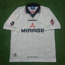 1997 URAWA RED DIAMONDS AWAY SHIRTS