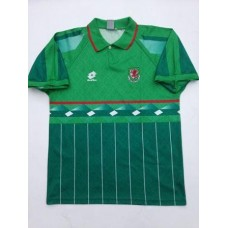1996-97 WALES PLAYER ISSUE AWAY SHIRTS