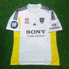 2011 - 13 WELLINGTON PHOENIX AWAY SHIRT